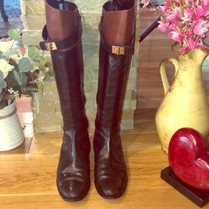Cole Haan Riding Boots